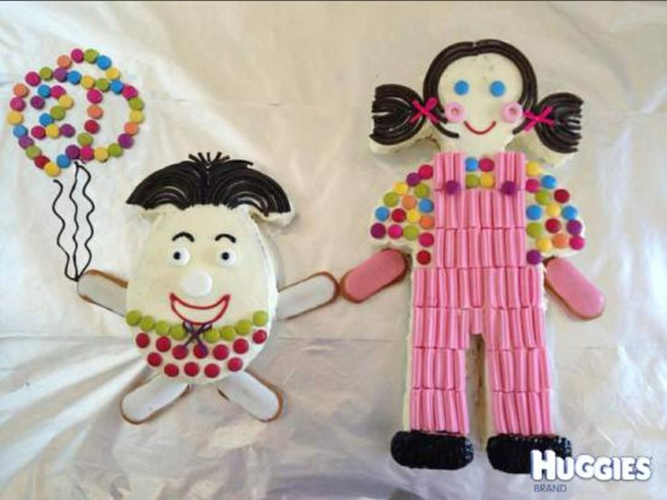 Jemima and Humpty Dumpty Playschool Cake/ Party- google image search