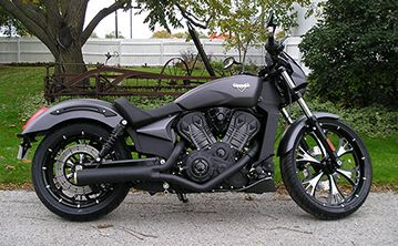 Operation Octane | Victory Motorcycles