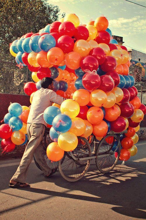 Pin by Patricia Spengler on Color My World Balloons