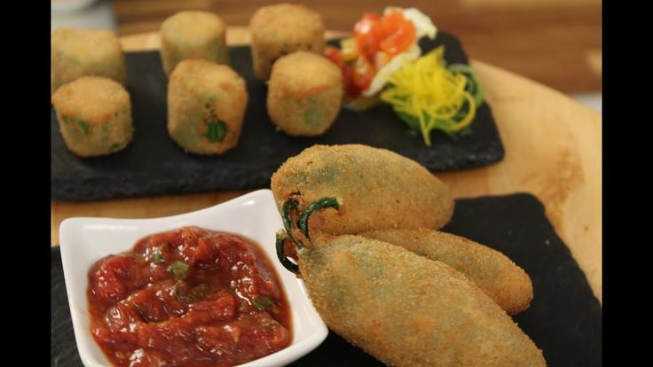 Jalapeno Poppers | Mexican Cuisine | Sanjeev Kapoor Khazana