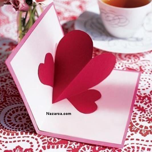 3d kalp kolay kartpostal yapilisi 3D KOLAY KALPLİ KARTPOSTAL YAPILIŞI