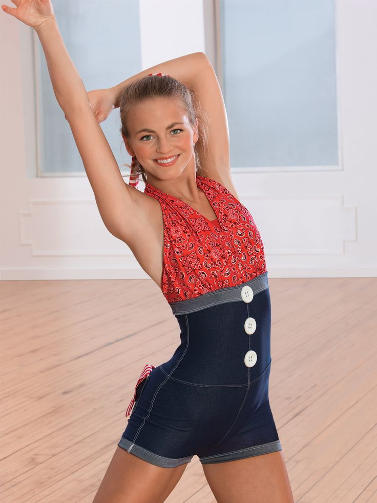 Country Girl | Revolution Dancewear Costume Collection