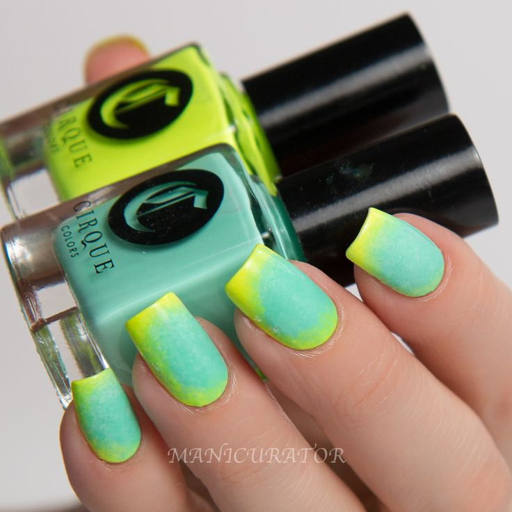 20 best MANICURATOR - Ombre and Gradient Nails images on Pinterest ...