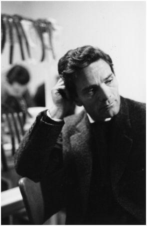 Mario Dondero Pier Paolo Pasolini