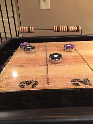 Ken Babb Table Shuffleboard Project At ZieglerWorld.com