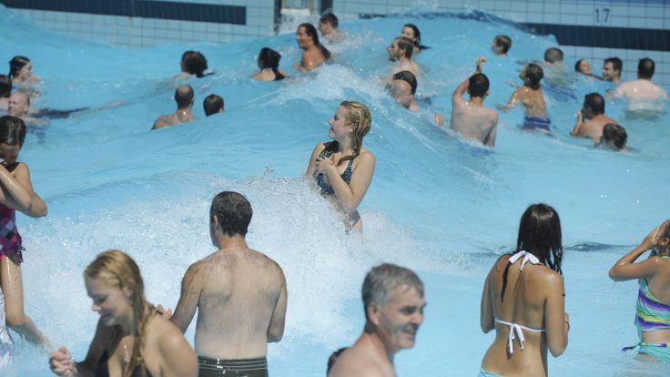 #Seins nus: le débat pourrait atteindre le Village vacances Valcartier - TVA Nouvelles: TVA Nouvelles Seins nus: le débat pourrait…