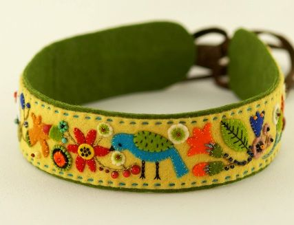 """Too beautiful!  I would love it as a bracelet (7"""" long, please, with elastic loop and button closure)"""