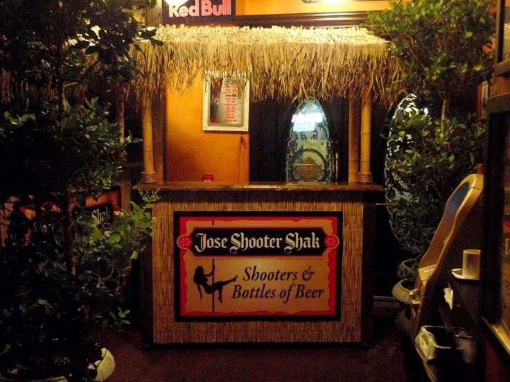 Jose Shooter Shak... The Dutchess in Kamloops, BC