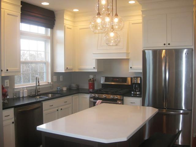 17 best images about builder grade upgrades on pinterest - Builder grade oak kitchen cabinets ...