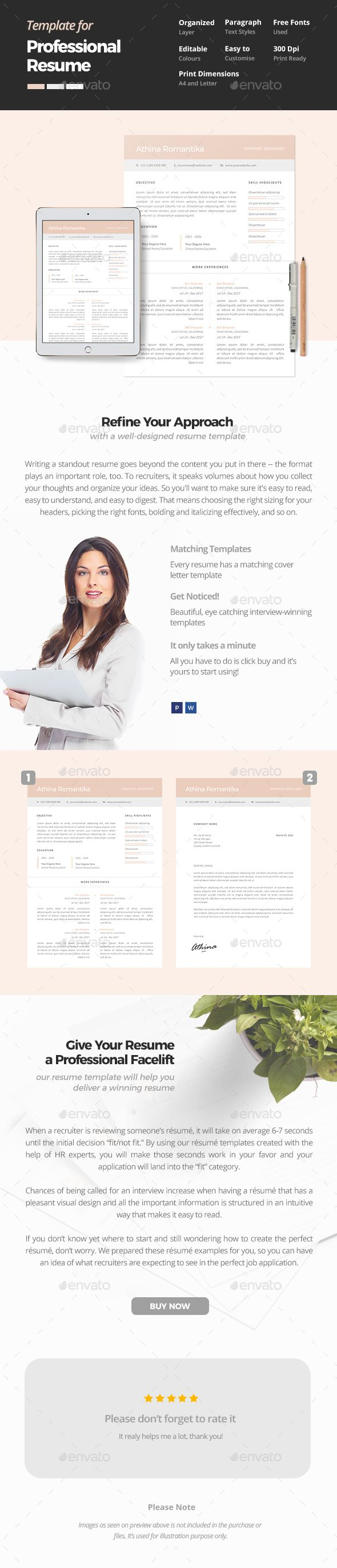 Best Resume Templates Microsoft Word Images On
