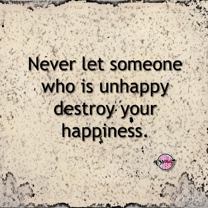 Why do we always have to learn this one the hard way? … Via Jessica Northey on Google+ #happiness