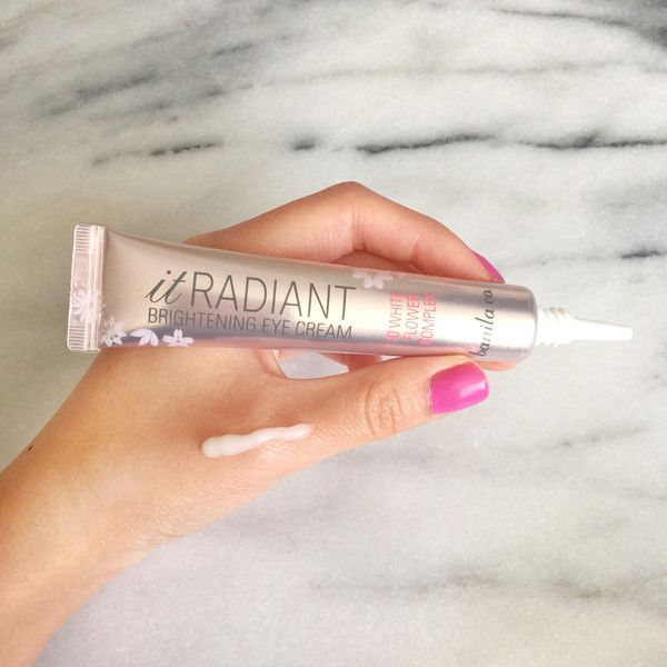 Perfectly pretty eye cream. In-depth review of Banila Co.'s It Radiant Brightening Eye Cream.