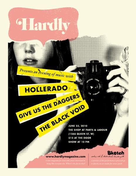 hardly magazine