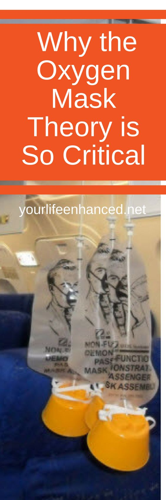 Do you spend your time taking care of everyone else? Don't neglect to put your oxygen mask on first! Learn why it's so vitally important to take care of YOU FIRST!  Yourlifeenhanced.net