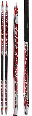 Skis 36267: Madshus Nanosonic Carbon Classic Plus Xc Skis Mens -> BUY IT NOW ONLY: $332.95 on eBay!