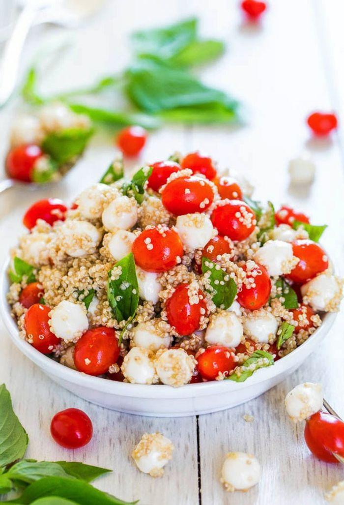 1000 images propos de culinaire sur pinterest g teaux red velvet comment et recette - Salade originale ete ...