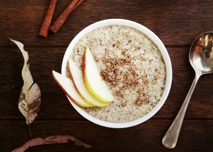 Read our delicious recipe for Slow Cooked Quinoa Porridge, a recipe from The Healthy Mummy, which is a safe and yummy way to lose weight.