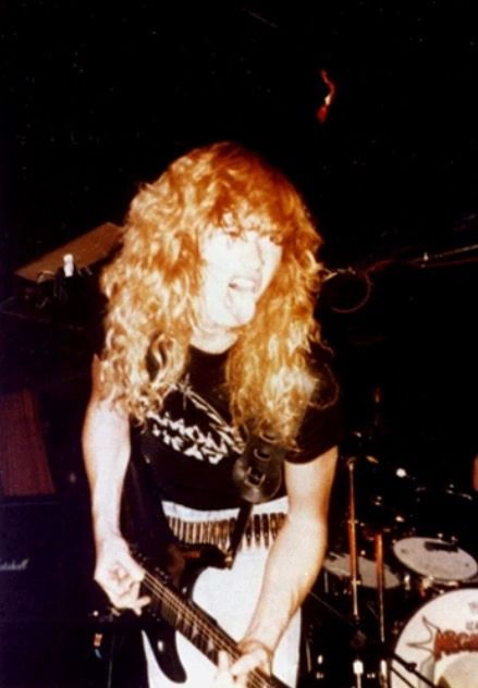 Dave Mustaine-Megadeth