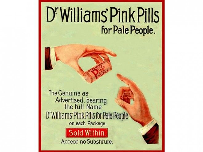 Pink pills for pale people ...really?  Vintage kids' medical remedies you won't believe! | Kidspot