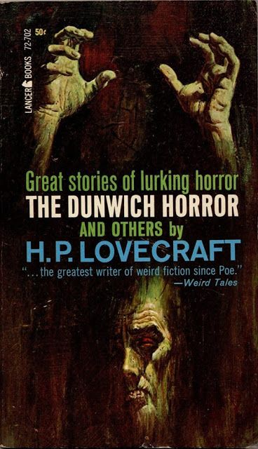 The Dunwich Horror by H. P. Lovecraft   Lovecraft pulp