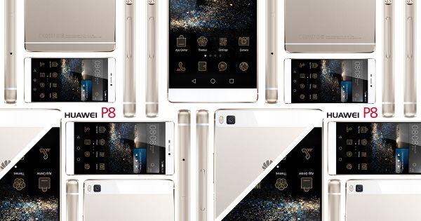 """Design ultrapiatto in metallo e display FHD da 5.2"""", #HuaweiP8 troppo bello! :) #ad"""