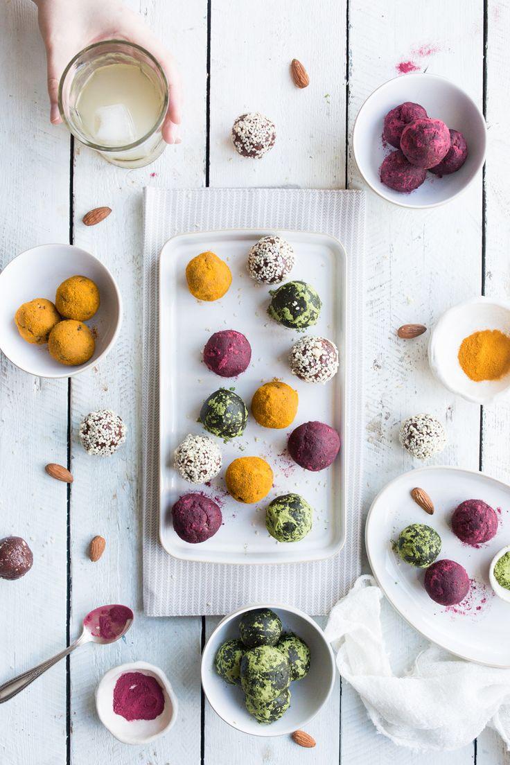 Peanutbutter energy balls - The Little Plantation Blog