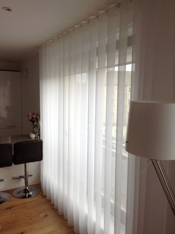 Wave Curtains In Sheer Fabrics From Pole Design. This One Is In Our Plain  Premium