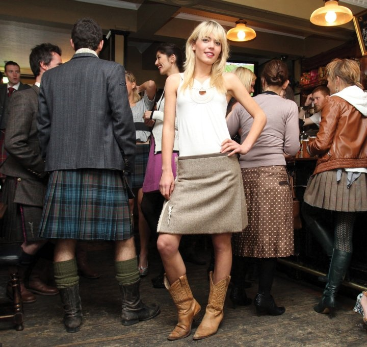 Ardalanish Tweed Kilts