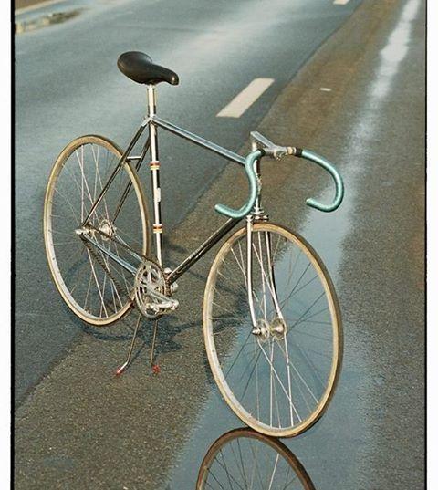 1968 Masi Pista Special Chrome