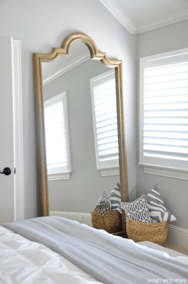 Best 25+ Leaning mirror ideas on Pinterest | Large leaning ...