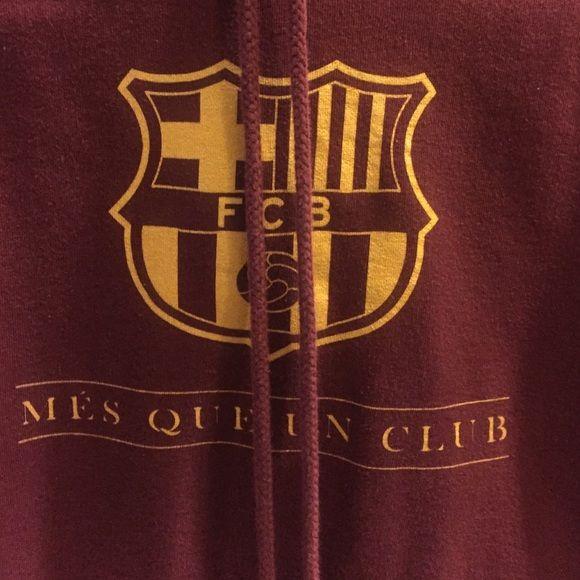 Jackets & Coats - FC Barcelona Hoodie