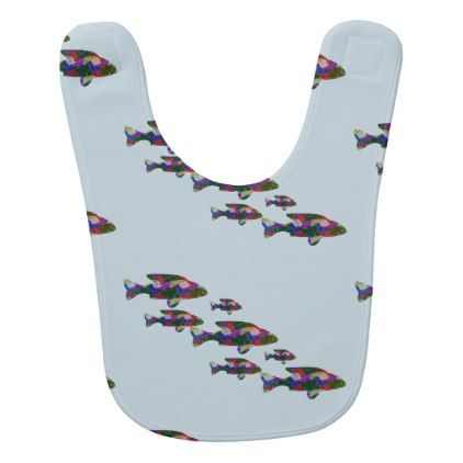 Baby Bib SWIM SWIMMER POOL ACTIVE KID Cute print - Xmas ChristmasEve Christmas Eve Christmas merry xmas family kids gifts holidays Santa