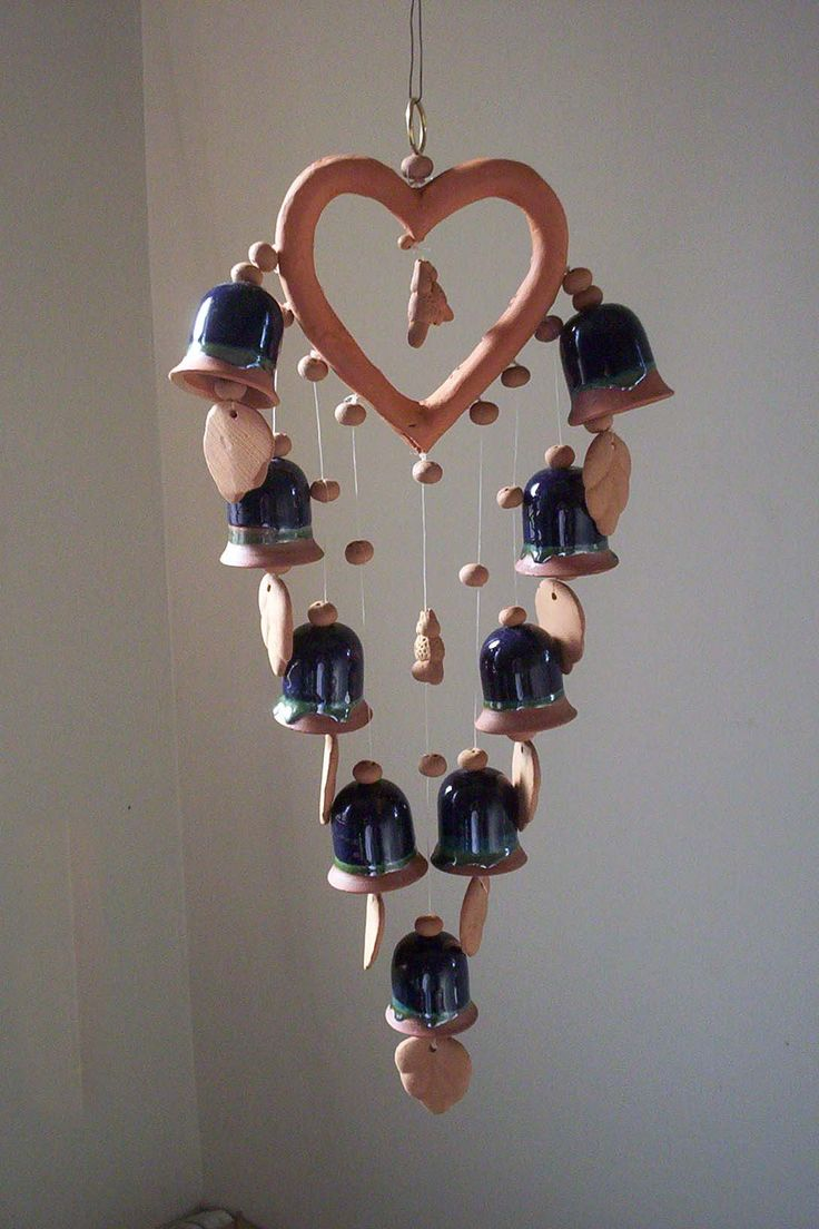 17 best images about wind chimes on pinterest gardens for Terracotta wind chimes