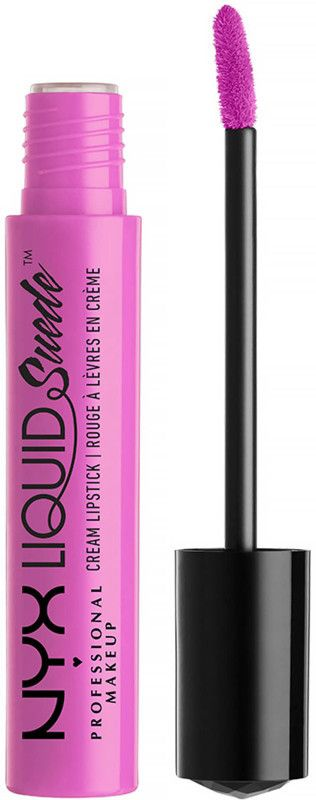 NYX Liquid Suede Cream Lipstick - Respect the Pink