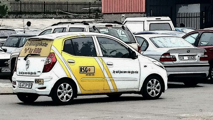 Spotted in Pretoria East...