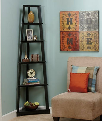 1000 Ideas About Black Ladder Shelf On Pinterest Ladder Shelves Ladders A