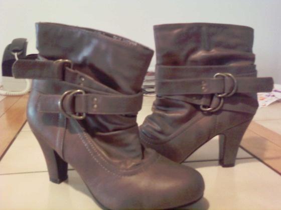 Heeled Boot $20.00