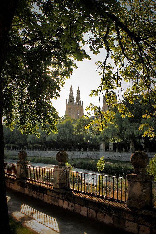 Burgos, Spain (by trabancos)