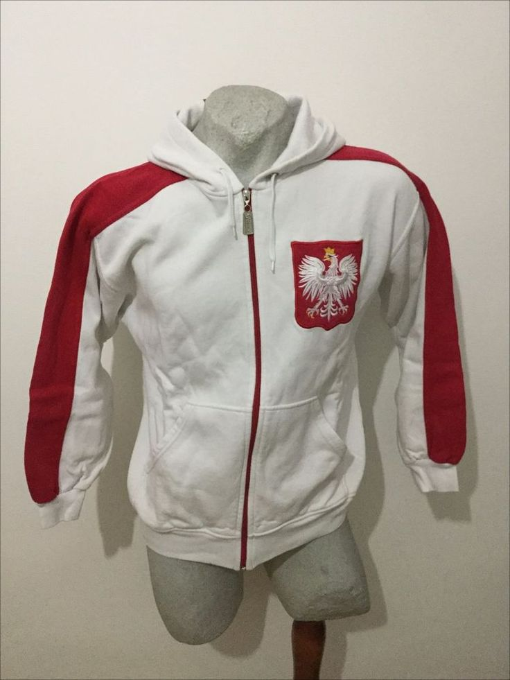 Maglia polska felpa sweatshirt jacket chaqueta vest jacke hoodie zip vintage