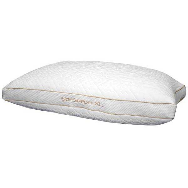 the furniture warehouse bedgear side sleeper queen align pillow