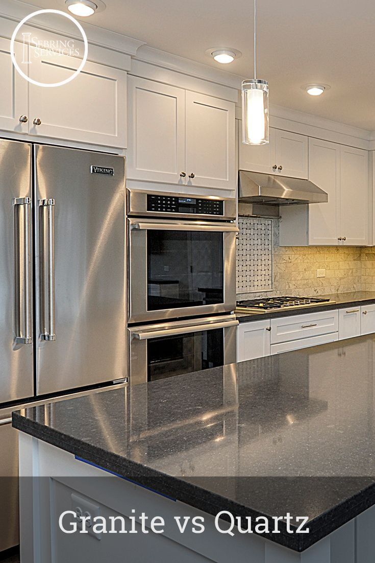 Granite Vs Quartz Countertops Sebring Services