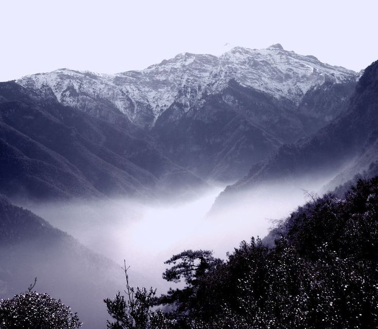 Another view of Mount Olympus in Greece Photo by Giannis Kats-avounis — National Geographic Your Shot