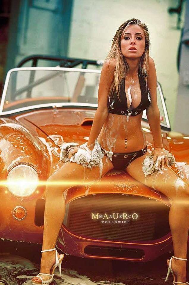 bikini hot rod
