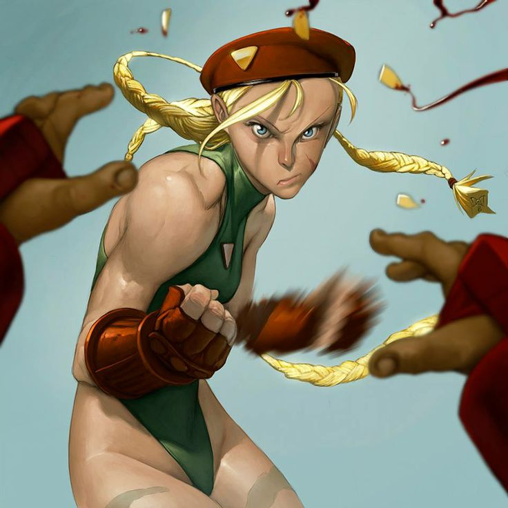 """Cammy White"" by David Cabrera Blog/Website 