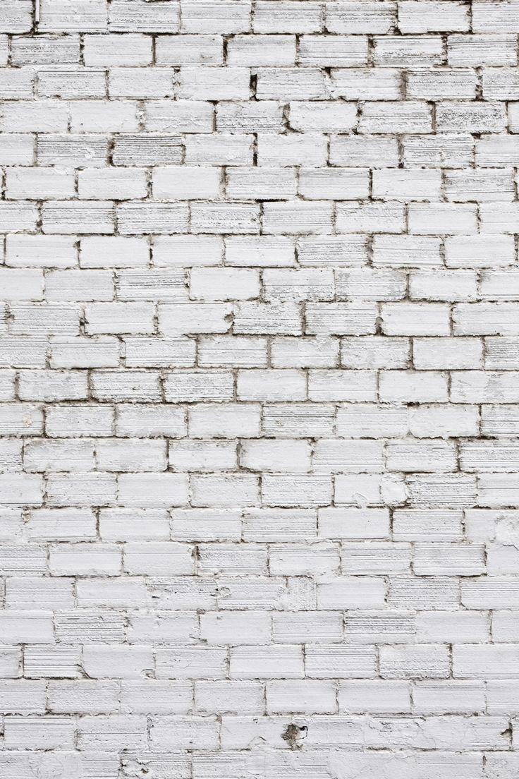 white brick