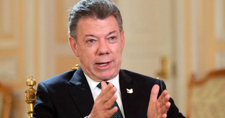 """""""Yo no voy a extraditar a 'Timochenko"""": Santos"""