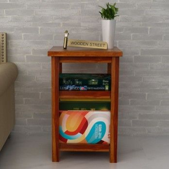 Buy Alden #Magazine #Rack with Honey Finish online in India at Wooden Street. Browse our amazing collection of #living #room #cabinets including shoe rack, magazine rack, home temples, wall shelves and more for the perfect home decor. Visit : https://www.woodenstreet.com/living-cabinets in #Ahmedabad #Bangalore #Bhopal #Chandigarh #Chennai