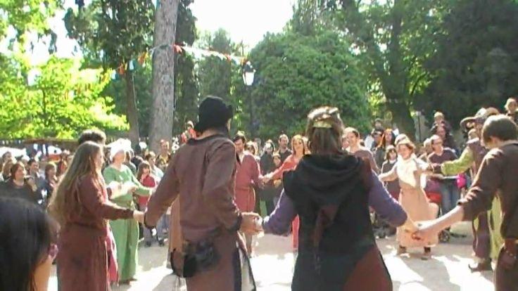 Just useingmy Medieval folk dancing