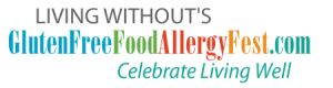 We're throwing a party and you're invited! Join us at the Gluten-Free Food Allergy Fest! #glutenfree #events #foodallergies