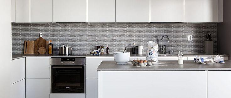 Puustelli keittiö. Asuntomessut Kastelli-talot - Kastelli 147